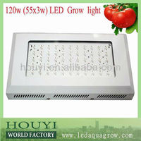distributors canada high power 3W diode 120w led panel led grow light for hydroponics