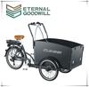 three wheel electric Cargo Bike/Electric tricycle model UB9031E-6S