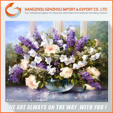 2015 genzhou100%polyester waterproof Solvent Oil Canvas/Inkjet Canas/digital printing