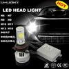 High quality 72w auto headlight led car headlight 9004/9007 hi /low LED headlight Bulb 6400lm 2 years