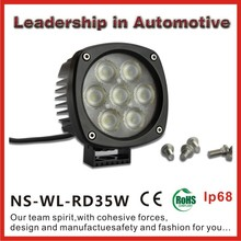 Factory price 4 inch 35W Cree LED Work Light Bar Lamp for Motorcycle Tractor Boat Off Road 4WD 4x4 Truck SUV ATV Spot Flood 12v
