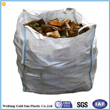 big bag,With Spout Bottom Option (Discharge) and 5:1 Safety Factor bulk bag for copper concentrate