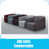 2013 new design armchair cafe sofa