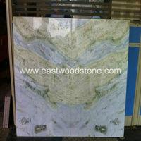transparent book matching onyx walling tiles