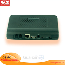 2 Channel Voice Activated Phone Recorder, Stand-alone Telephone Recorder with SD Card
