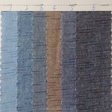 Nice Looking best-Selling woven yarn dyed cotton twill fabric