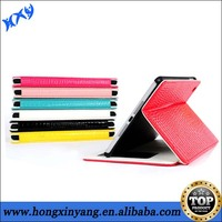Flip Crocodile leather Case for iPad 2 3 4 With Stand Function.