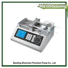 Customized contemporary hot-sale new style syringe pump for animal use