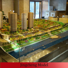 Experienced architectural scale model 1 50 architectural building scale model
