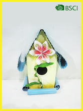 Superior quality cheap metal bird house