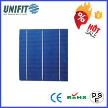 """High Quality 156x156 6"""" Poly Crystalline Solar Cell With Broken Solar Cells"""
