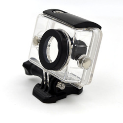 Best quality Xiaomi Yi Camera Waterproof Case, Mi Yi 40M Diving Sports protective case, xiaomi sport camera case