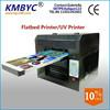 A3 size professional flatbed printer uv flatbed tennis ball logo printing