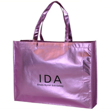 PP laminated non woven shopping bag / non woven laminated shopping bag