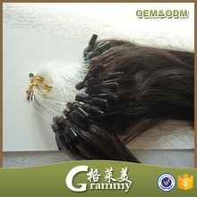 Wholesale popular with competitive price ombre micro loop ring hair extension