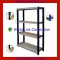Estante de la plataforma de almacenamiento de estanterías del almacén del metal