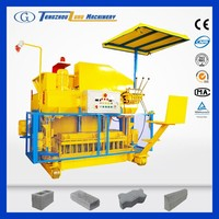 1600S block laying machine / hollow block making machine price / cement block laying machines