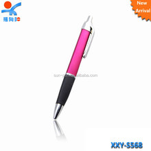 2015 hotselling colorful plastic triangular pen