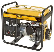 Gasoline/Petrol 2KW Open-type Generator Model S2000