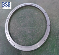 """600mm/24"""" low noise Aluminium lazy susan/swivel plate with teeth and gear"""