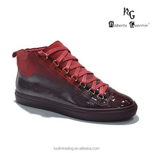 B Arena High Sneakers Luxury Brand Sneaker Shoe