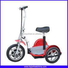 2015 new products 500W Brushless motor 3 Wheel Adult Electric Tricycle for Handicapped