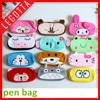 New Cute Cartoon Kawaii Pencil Case, Plush Large PEN BAG for Kids School Supplies Material Korean Stationery