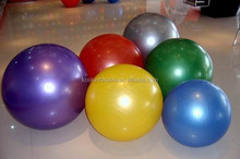 Top sale popular yoga ball exercise ball pvc inflatable fitness ball