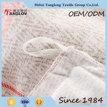 Best sale 4pcs 100% cotton the most popular super king bedding comforter sets