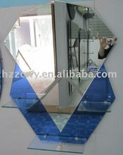 attractive aluminum mirror with cheap wall mirrors
