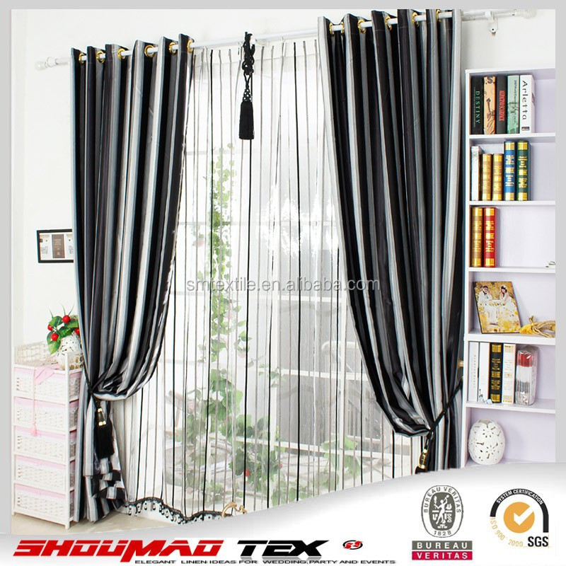 Window curtain luxury blackout curtain for sale view curtain shoumaotex product details from - Latest curtain designs for windows ...