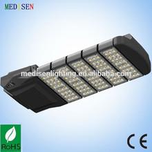 CE RoHS 150W led street lighting/LED outdoor lightng IP65 5 years warranty