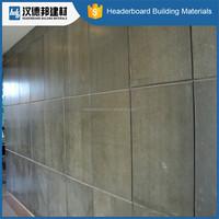 internal wall material green building material fiber cement board