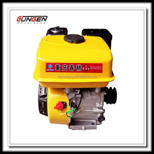 China 9hp air cooled 4 stroke petrol engines