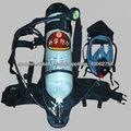 RHZKF6.8 de extinción de incendios de presión positiva de aire del respirador