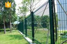 Low carbon wire metal fence (trade assurance supplier)