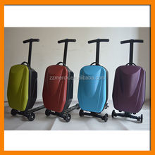 3 in 1 Deluxe Folding Scooter Luggage Carrier