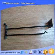 Useful popular heavy duty peg hook, wire peg hook racks, retail wire display rack hooks