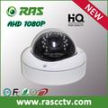 2.8-12mm cctv. dome1080p ahd anti- vandalisme caméra avec osd