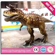 tamaño natural de dinosaurios mecánicos
