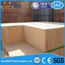 high alumina refractory fire brick for lime kiln