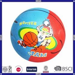 kids colorful custom made basketballs