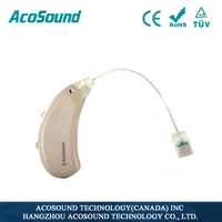 AcoSound Acomate 220 RIC Digital hearing aid BTE The mobile phone of hearing AIDS