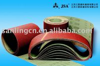 Kinds of Aluminum Oxide Silicon Carbide Zirconia Abrasive Sand Belt