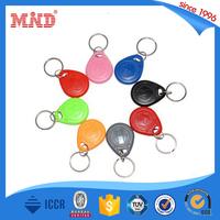 MDK29 ABS RFID electronic blank key fob custom rfid key fob