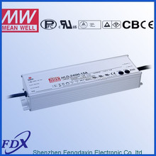 Meanwel ul outdoor led driver,power supply HLG-240H-48