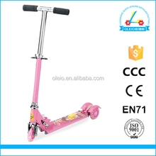 New scooter 3 wheel self balancing scooter childrens sale with flash wheel