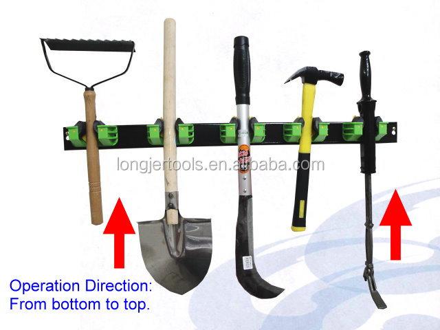 en plastique jardin garage porte outil rack autres outils. Black Bedroom Furniture Sets. Home Design Ideas