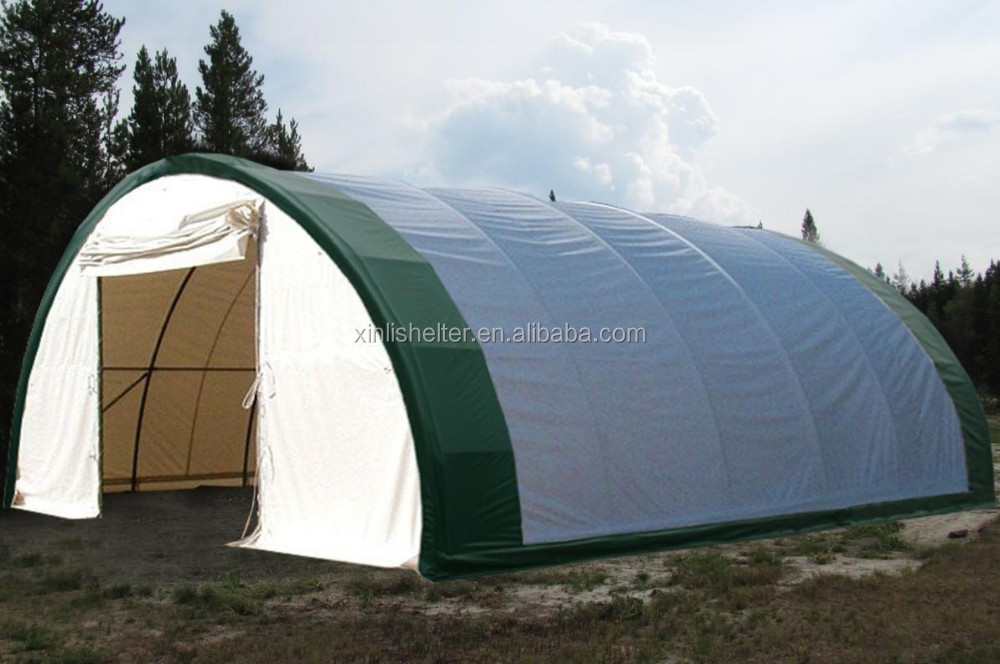 Large Snow Loading Heavy Duty Steel Frame Tent Dome