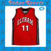 Custom made basketball practice jersey youth size